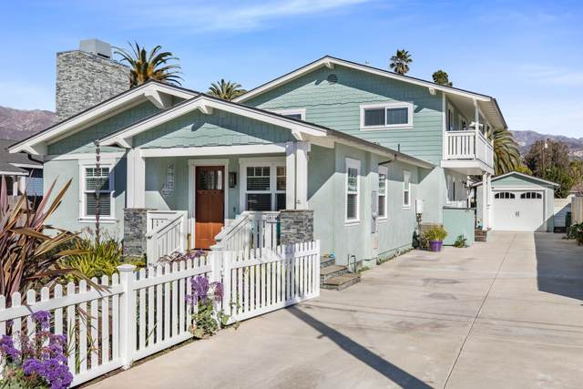 4740 4th St, Carpinteria, CA 93013 (MLS #20-4738) :: Chris Gregoire & Chad Beuoy Real Estate