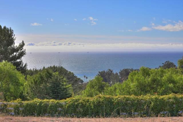 000 Ortega Ridge Rd, Montecito, CA 93108 (MLS #20-4784) :: The Zia Group