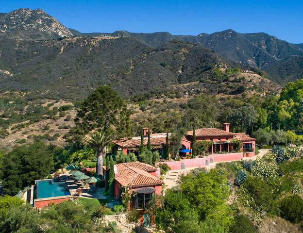 3090 Hidden Valley Ln, Santa Barbara, CA 93108 (MLS #20-727) :: The Epstein Partners