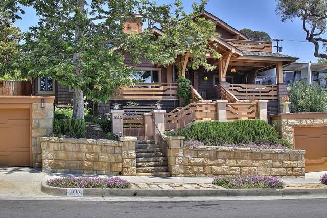 1616 Grand Ave, Santa Barbara, CA 93103 (MLS #20-816) :: The Zia Group
