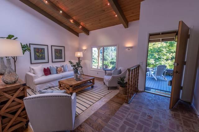 5134 Cathedral Oaks Rd, Santa Barbara, CA 93111 (MLS #20-820) :: The Zia Group