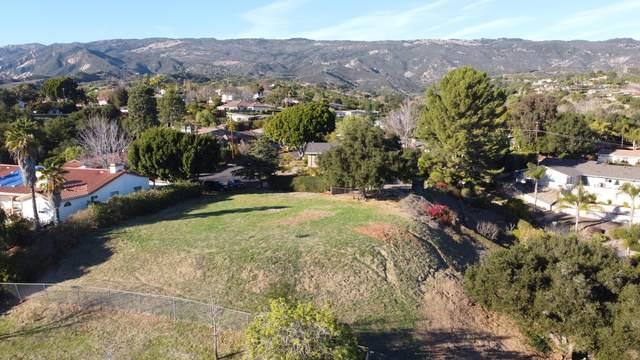 1162 Camino Palomera, Santa Barbara, CA 93111 (MLS #21-145) :: The Zia Group