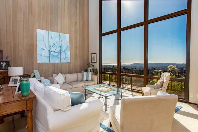 25 Santa Teresita Way, Santa Barbara, CA 93105 (MLS #21-15) :: Chris Gregoire & Chad Beuoy Real Estate