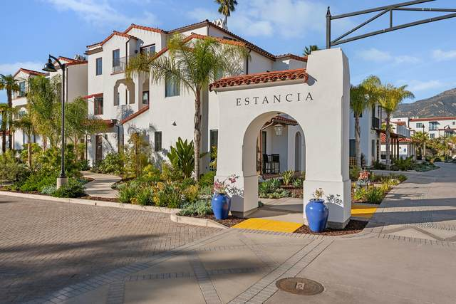 3736 State St #217, Santa Barbara, CA 93105 (MLS #21-154) :: The Epstein Partners