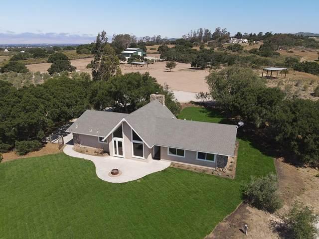 2500 Wild Oak, Lompoc, CA 93436 (MLS #21-1960) :: Chris Gregoire & Chad Beuoy Real Estate