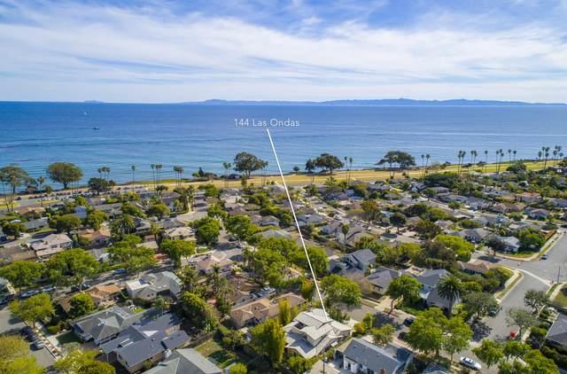 144 Las Ondas, Santa Barbara, CA 93109 (MLS #21-2501) :: The Zia Group