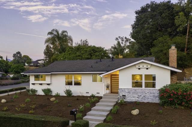 805 Palermo Dr, Santa Barbara, CA 93105 (MLS #21-2834) :: The Zia Group