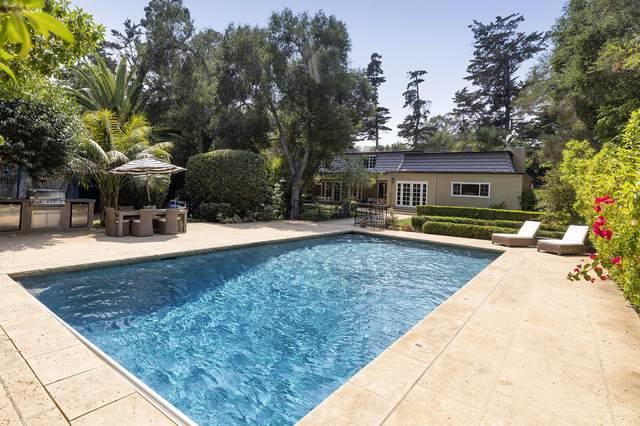 400 Hot Springs Rd, Santa Barbara, CA 93108 (MLS #21-3148) :: The Epstein Partners