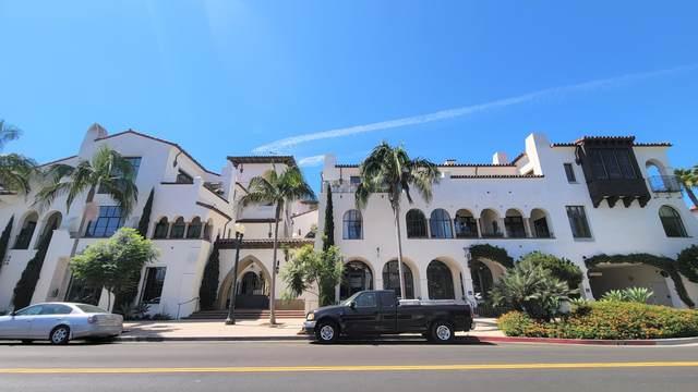 401 Chapala St #205, Santa Barbara, CA 93101 (MLS #21-3318) :: The Epstein Partners