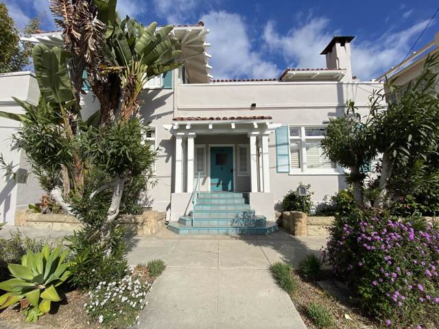120 Chapala St, Santa Barbara, CA 93101 (MLS #18-1743) :: The Zia Group