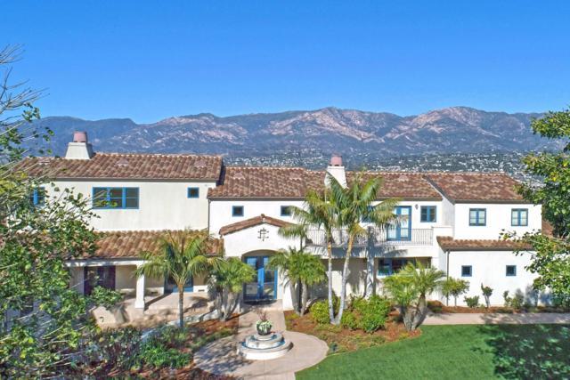 842 Miramonte Dr, Santa Barbara, CA 93109 (MLS #19-111) :: The Zia Group