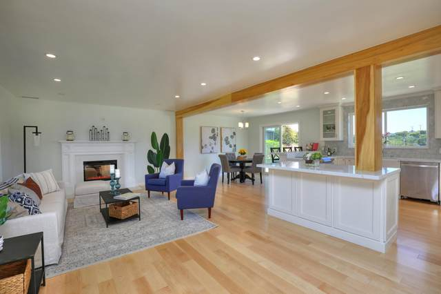 1333 Crestline Dr, Santa Barbara, CA 93105 (MLS #19-2726) :: Chris Gregoire & Chad Beuoy Real Estate