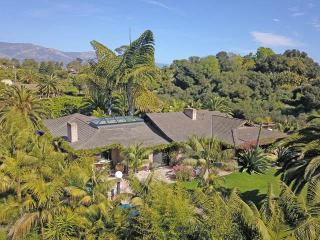 990 Via Fruteria, Santa Barbara, CA 93110 (MLS #19-3863) :: The Zia Group