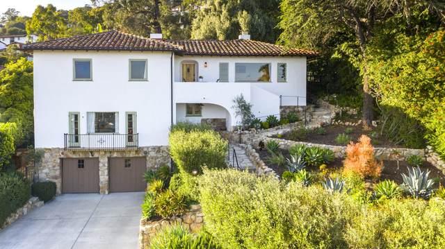 822 De La Guerra Ter, Santa Barbara, CA 93103 (MLS #20-1675) :: The Epstein Partners