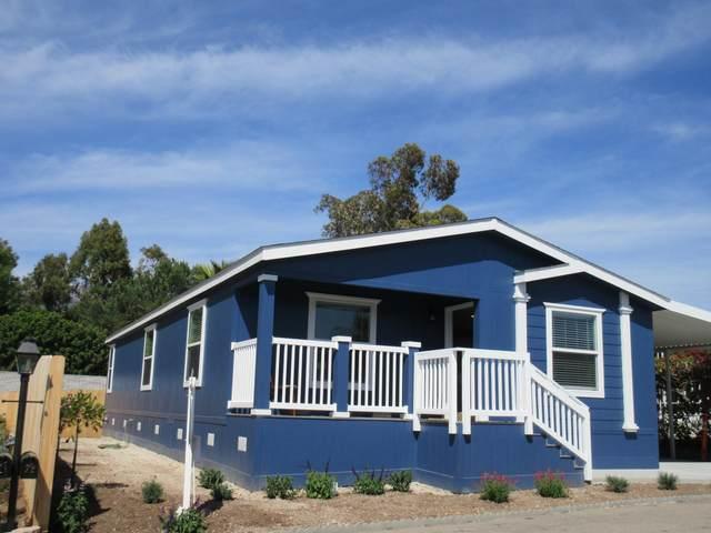 4025 State St Spc 72, Santa Barbara, CA 93110 (MLS #21-1051) :: Chris Gregoire & Chad Beuoy Real Estate