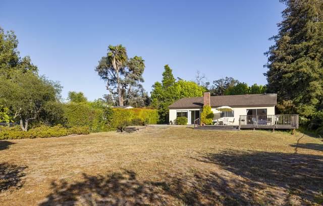 4640 Camino Del Robles, Santa Barbara, CA 93110 (MLS #21-1889) :: Chris Gregoire & Chad Beuoy Real Estate