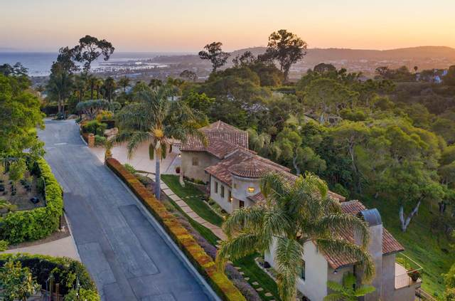 1121 Cima Linda Ln, Montecito, CA 93108 (MLS #21-386) :: The Zia Group