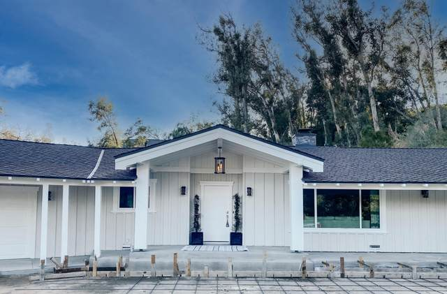55 Crestview Ln, Santa Barbara, CA 93108 (MLS #21-561) :: Chris Gregoire & Chad Beuoy Real Estate