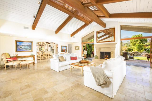 1050 Cima Linda Ln, Santa Barbara, CA 93108 (MLS #18-2715) :: The Epstein Partners