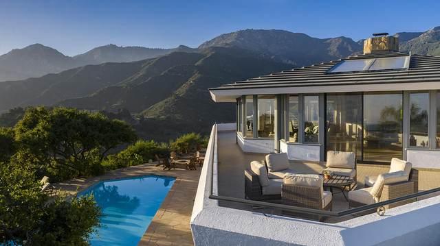 2211 Mt Calvary Rd, Santa Barbara, CA 93105 (MLS #19-2416) :: The Zia Group