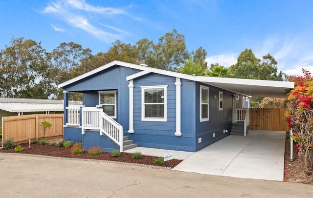 4025 State St Spc 72, Santa Barbara, CA 93110 (MLS #21-1051) :: The Zia Group