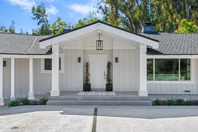 55 Crestview Ln, Montecito, CA 93108 (MLS #21-561) :: Chris Gregoire & Chad Beuoy Real Estate