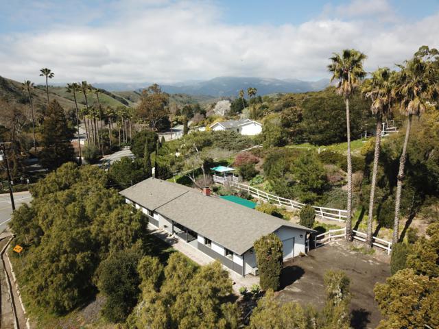 180 Vereda Leyenda, Goleta, CA 93117 (MLS #19-205) :: The Epstein Partners