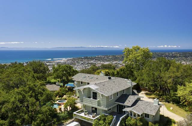 1111 Mission Ridge Rd, Santa Barbara, CA 93103 (MLS #21-1640) :: Chris Gregoire & Chad Beuoy Real Estate