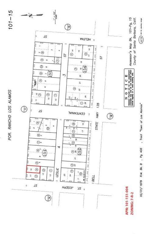 00 St Joseph St, Los Alamos, CA 93440 (MLS #17-3489) :: The Epstein Partners