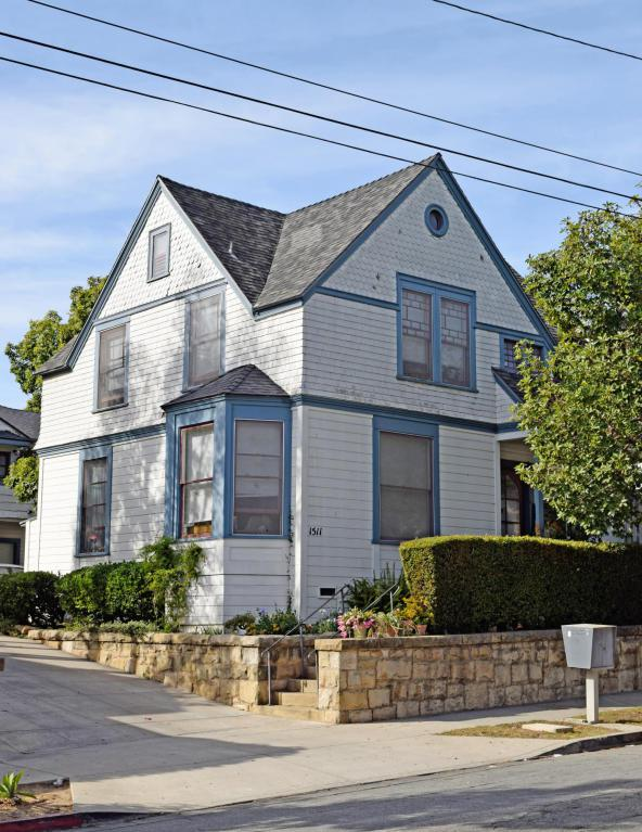 1511 Bath St, Santa Barbara, CA 93101 (MLS #17-3832) :: The Epstein Partners