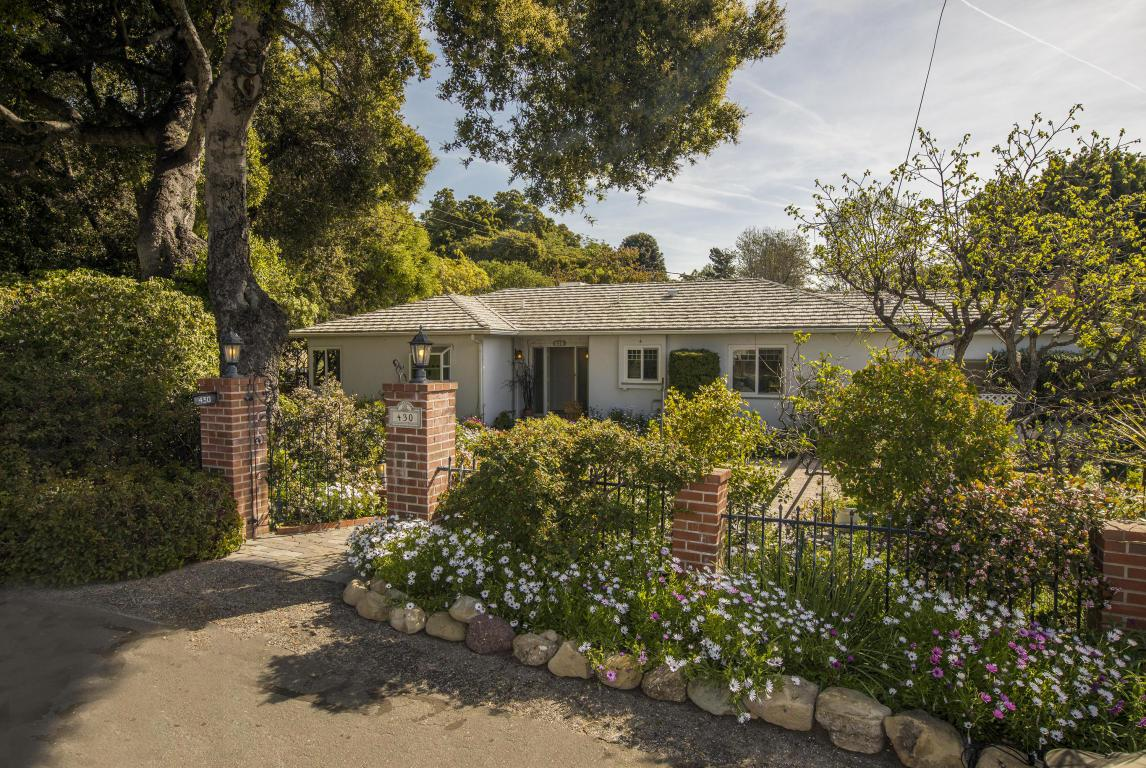 430 N Ontare Rd, Santa Barbara, CA 93105 (MLS #17-889) :: The Zia Group