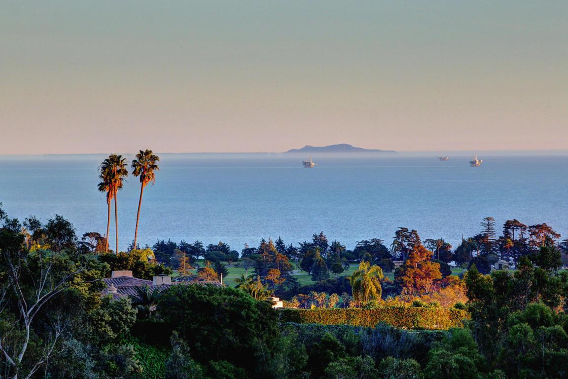 809 Cima Linda Ln, Santa Barbara, CA 93108 (MLS #17-895) :: The Zia Group