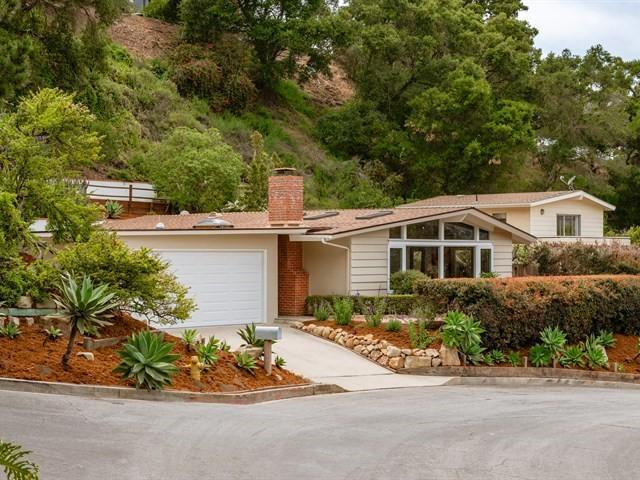 1259 Calle Cerrito, Santa Barbara, CA 93101 (MLS #18-2162) :: The Zia Group
