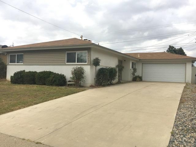 303 Valerie St, Santa Maria, CA 93454 (MLS #18-3831) :: Chris Gregoire & Chad Beuoy Real Estate