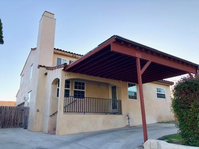 448 Old Coast Hwy, Santa Barbara, CA 93103 (MLS #18-4122) :: Chris Gregoire & Chad Beuoy Real Estate