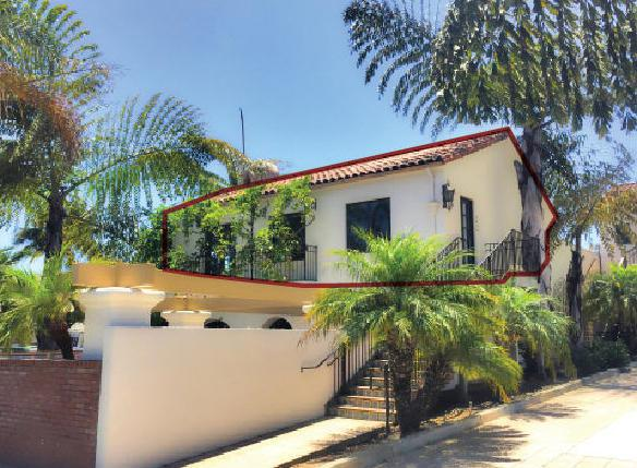 205 Santa Barbara Street 2A, Santa Barbara, CA 93101 (MLS #18-4355) :: Chris Gregoire & Chad Beuoy Real Estate