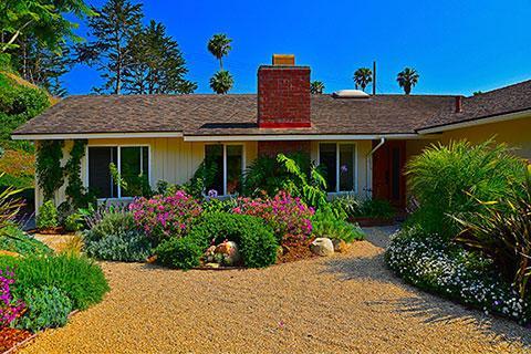 616 Calle Del Oro, Santa Barbara, CA 93109 (MLS #19-1568) :: The Zia Group