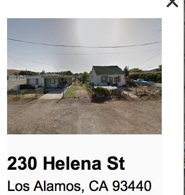 230 Helena St, Los Alamos, CA 93440 (MLS #19-209) :: The Epstein Partners