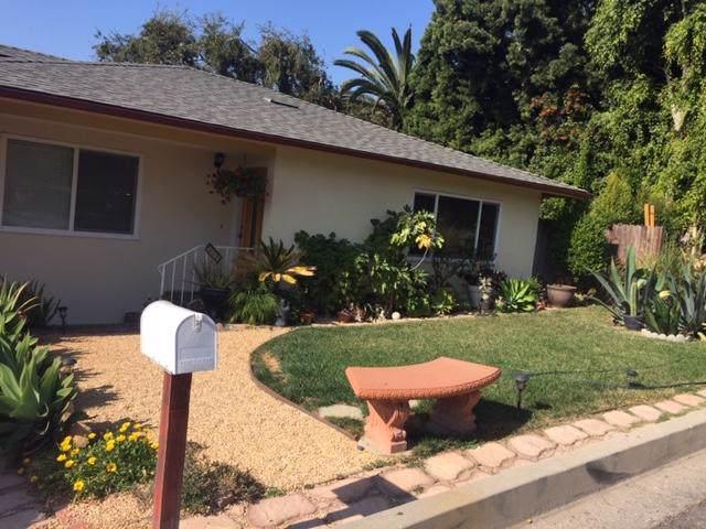 2537 Oak Crest Dr, Santa Barbara, CA 93105 (MLS #19-3806) :: Chris Gregoire & Chad Beuoy Real Estate
