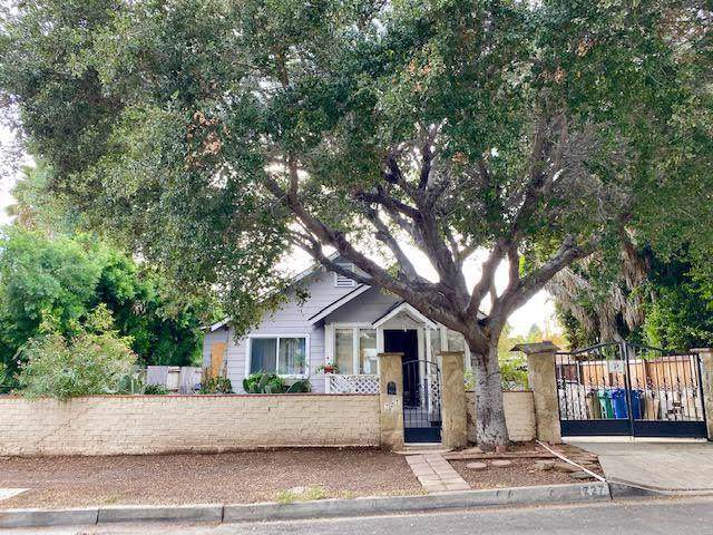 727 N Alisos St, Santa Barbara, CA 93103 (MLS #19-4042) :: The Zia Group