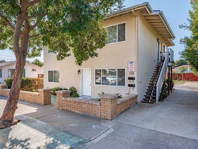 328 S Canada St, Santa Barbara, CA 93103 (MLS #19-4054) :: The Zia Group