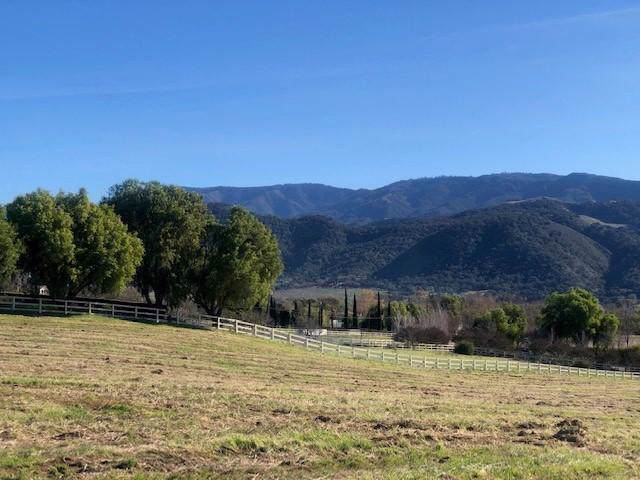 3965 Edgehill Rd, Santa Ynez, CA 93460 (MLS #20-171) :: The Zia Group