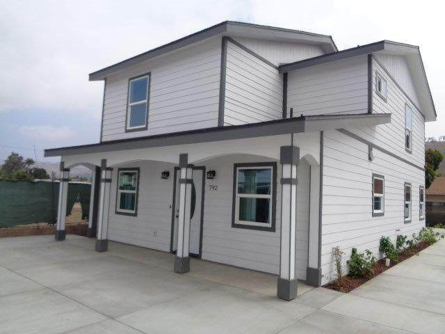 790-792 N Olive Street, Ventura, CA 93001 (MLS #20-2951) :: The Epstein Partners