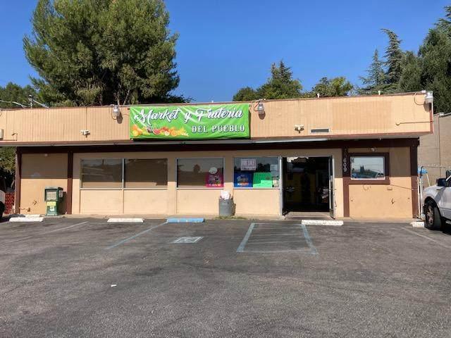609 Creston Rd, Paso Robles, CA 93446 (MLS #20-3795) :: The Zia Group