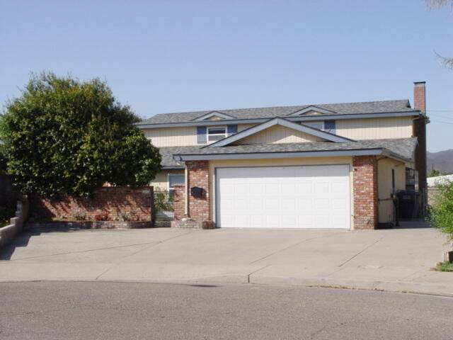 225 S 1st Place, Lompoc, CA 93436 (MLS #21-3882) :: The Epstein Partners