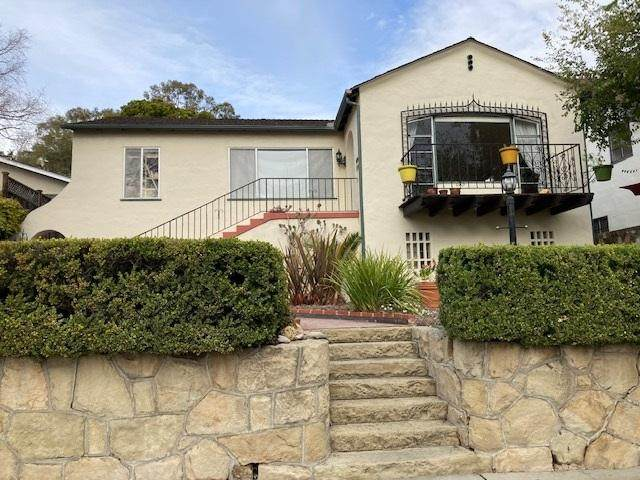 520 Chiquita Rd 1 & 2, Santa Barbara, CA 93103 (MLS #21-404) :: The Zia Group