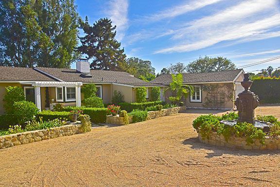 244 Hot Springs Rd, Santa Barbara, CA 93108 (MLS #17-3523) :: The Epstein Partners