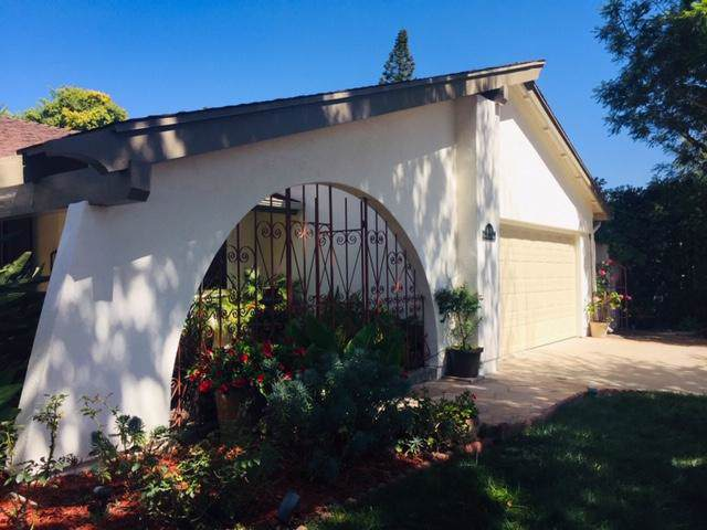 6170 Stow Canyon Rd, Goleta, CA 93117 (MLS #19-3224) :: The Epstein Partners