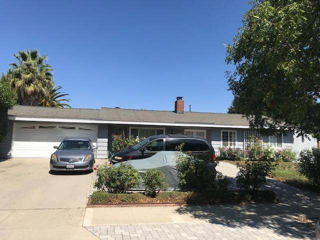2127 Holly :Lane, Solvang, CA 93463 (MLS #20-3709) :: Chris Gregoire & Chad Beuoy Real Estate