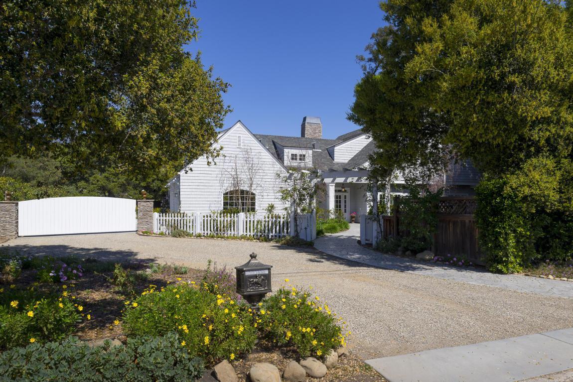 1520 San Leandro Ln, Montecito, CA 93108 (MLS #17-886) :: The Zia Group